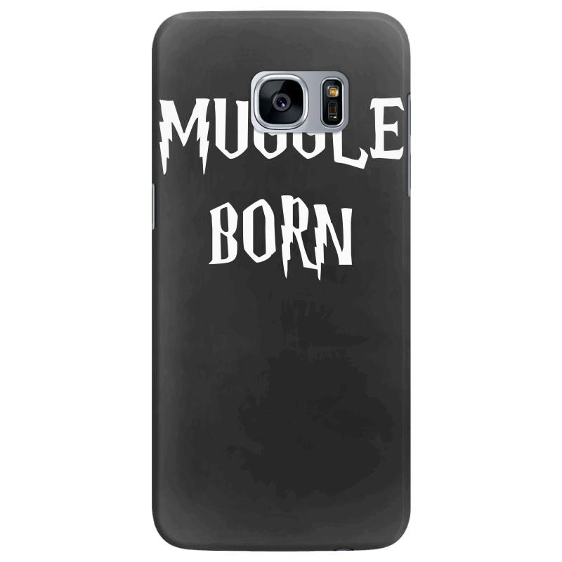 new product 4ee14 635cb Harry Potter Muggle Born Samsung Galaxy S7 Edge Case. By Artistshot