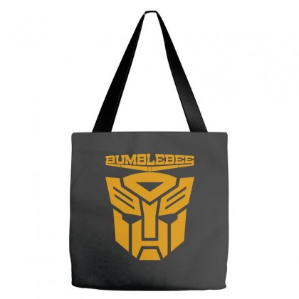 Bumblebee Transformer Tote Bags Designed By Allentees