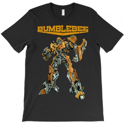 Bumblebee Transformer T-shirt Designed By Allentees