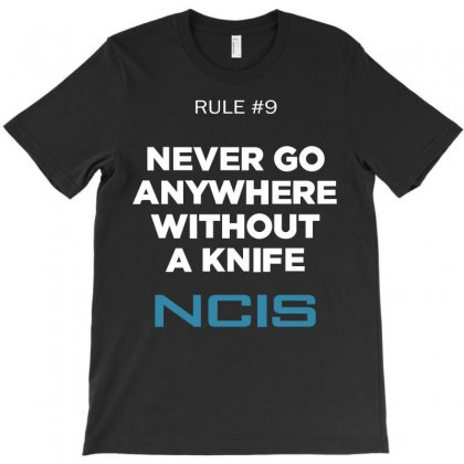 Ncis Rule 9 T-shirt Designed By Allentees