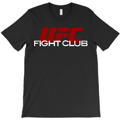 Ufc Fight Club T-shirt Designed By Allentees