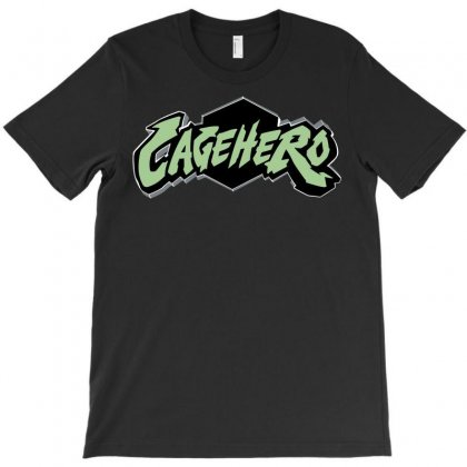 Ufc Cage Hero T-shirt Designed By Allentees