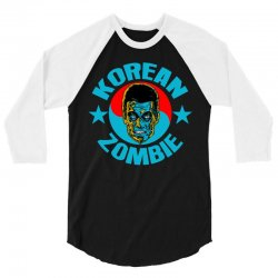 ufc korean zombie 3/4 Sleeve Shirt | Artistshot