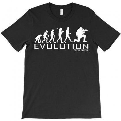 Royal Marines Evolution T-shirt Designed By Allentees