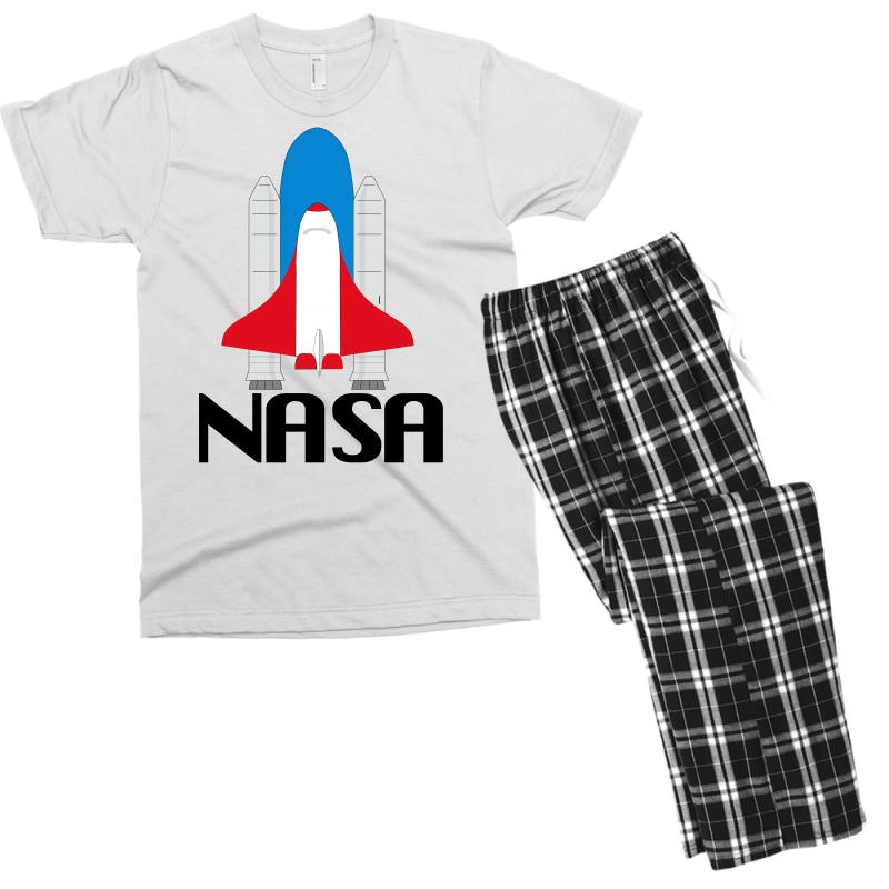 Custom Nasa Men s T-shirt Pajama Set By Omer Acar - Artistshot bb0322dad4f4