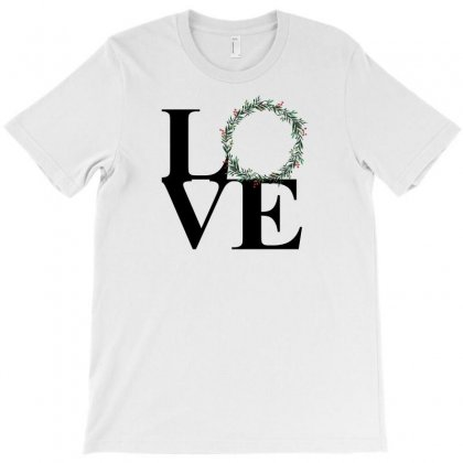 Love Christmas For Light T-shirt Designed By Sengul