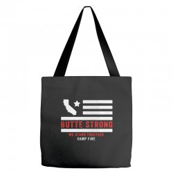 butte strong camp fire Tote Bags | Artistshot