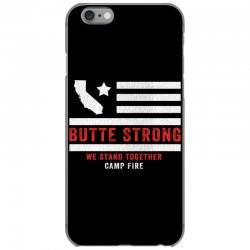 butte strong camp fire iPhone 6/6s Case | Artistshot