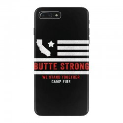 butte strong camp fire iPhone 7 Plus Case | Artistshot