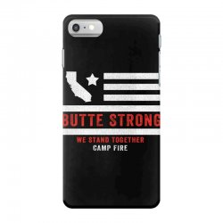 butte strong camp fire iPhone 7 Case | Artistshot