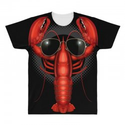 COOL LOBSTER All Over Men's T-shirt | Artistshot