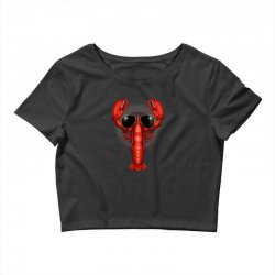 COOL LOBSTER Crop Top | Artistshot