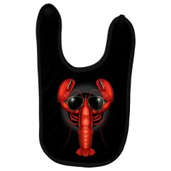 COOL LOBSTER Baby Bibs | Artistshot