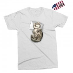 CAT SLEEPING Exclusive T-shirt | Artistshot
