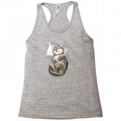 CAT SLEEPING Racerback Tank | Artistshot