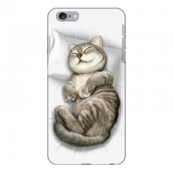 CAT SLEEPING iPhone 6 Plus/6s Plus Case | Artistshot
