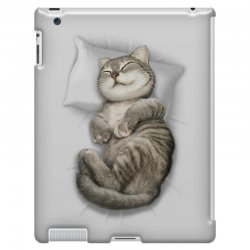 CAT SLEEPING iPad 3 and 4 Case | Artistshot