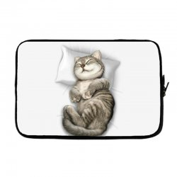 CAT SLEEPING Laptop sleeve | Artistshot