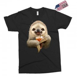 sloth & soft drink Exclusive T-shirt | Artistshot
