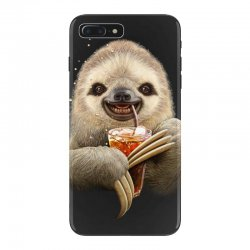 sloth & soft drink iPhone 7 Plus Case | Artistshot