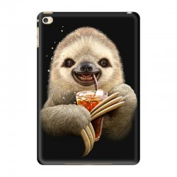 sloth & soft drink iPad Mini 4 | Artistshot
