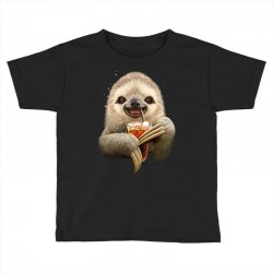 sloth & soft drink Toddler T-shirt | Artistshot