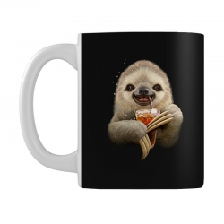 sloth & soft drink Mug | Artistshot