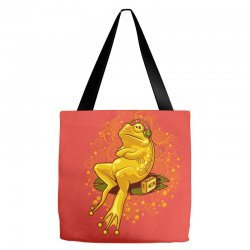 froggie relax mode Tote Bags | Artistshot