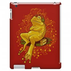 froggie relax mode iPad 3 and 4 Case | Artistshot