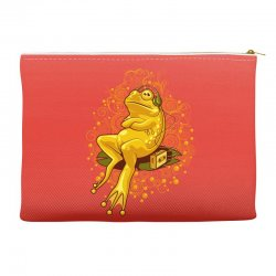 froggie relax mode Accessory Pouches | Artistshot