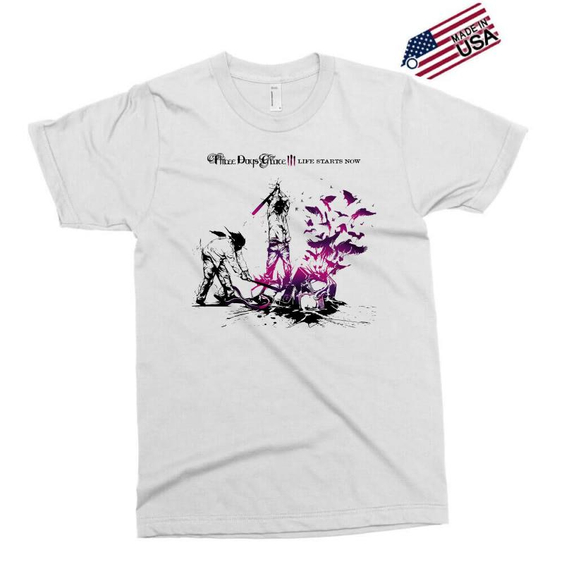 Three Days Grace Exclusive T-shirt | Artistshot