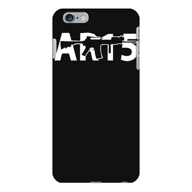 Ar 15 Rifle Gun Cost Of Ammo Funny Assault Rifle 2nd Second Iphone 6 Plus 6s Plus Case By Artistshot