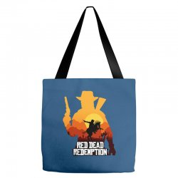 red dead redemption Tote Bags | Artistshot