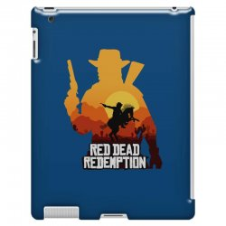 red dead redemption iPad 3 and 4 Case | Artistshot