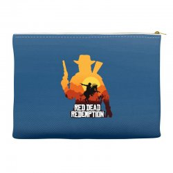 red dead redemption Accessory Pouches | Artistshot