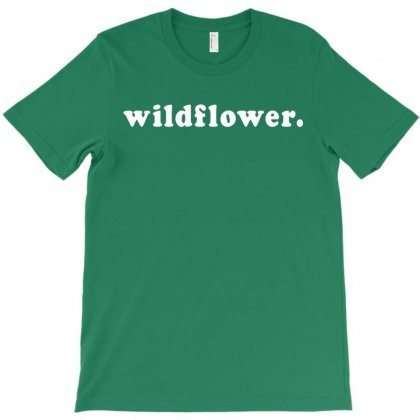 Wildflower T-shirt Designed By Akin