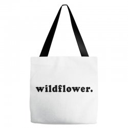 wildflower for light Tote Bags | Artistshot