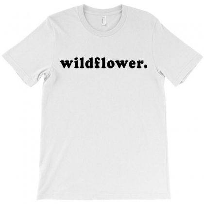 Wildflower For Light T-shirt Designed By Akin