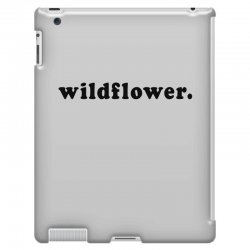 wildflower for light iPad 3 and 4 Case | Artistshot