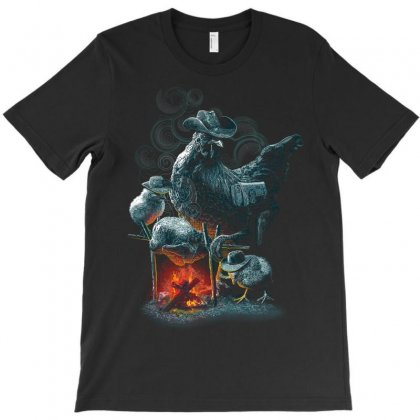 Cannibal - Choose Black Color Shirt T-shirt Designed By Adam Jumali Lawless