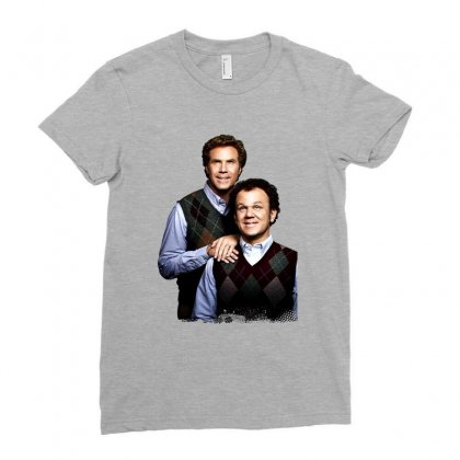 Step Brothers Ladies Fitted T-shirt Designed By Sengul