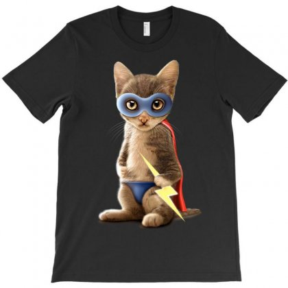 Supermeow T-shirt Designed By Adam Jumali Lawless