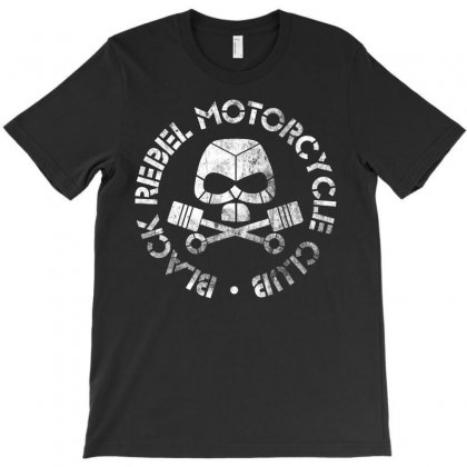Black Rebel Motorcycle Club T-shirt Designed By Shoptee