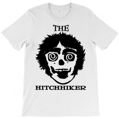 Neil Young Hitchhiker T-shirt Designed By Shoptee