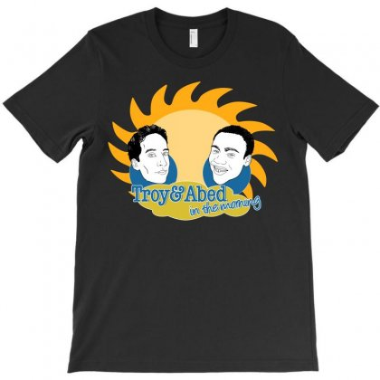 Troy Abed Morning T-shirt Designed By Shoptee