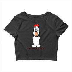 droopy dog Crop Top | Artistshot
