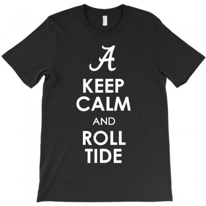 Roll Tide T-shirt Designed By Shoptee