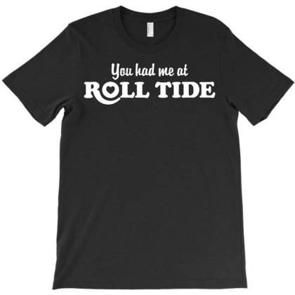Had At Roll Tide T-shirt Designed By Shoptee