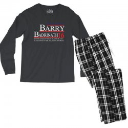 barry badrinath,beerfest,beer, barry, badrinath, broken, lizard,Funny,Geek Men's Long Sleeve Pajama Set | Artistshot