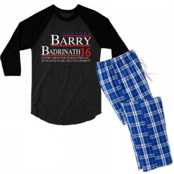 barry badrinath,beerfest,beer, barry, badrinath, broken, lizard,Funny,Geek Men's 3/4 Sleeve Pajama Set | Artistshot